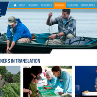 Environmental Change Initiative Launches New Website