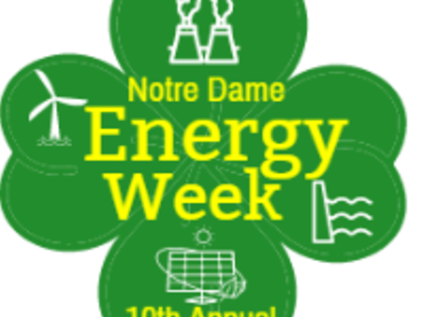 ND Energy Announces Final Plans for the 10th Annual Notre Dame Energy Week – October 3-7