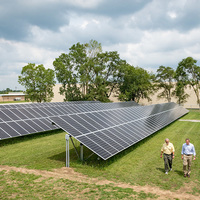 Solar Array Latest Addition to Notre Dame's Sustainability Commitment