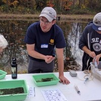 ND-LEEF Science Sunday: Offered Hands-on Research, Eagle Cam II & LEEFY Award