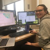 Big Data Fuels Big Dreams for ND-GAIN Intern