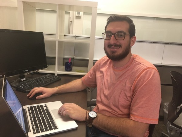Data Sleuth: ND-GAIN Intern Explores Statistics Behind Climate Change