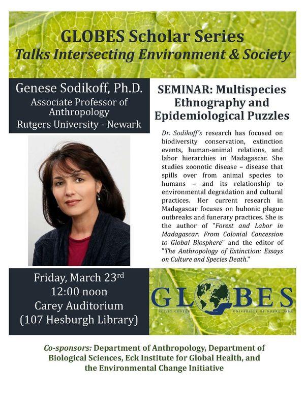 Globes Seminar Genesesodikoff 1